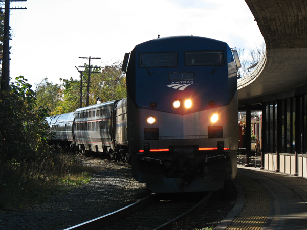 The Amtrak Cardinal