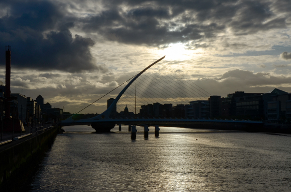 Evening in Dublin
