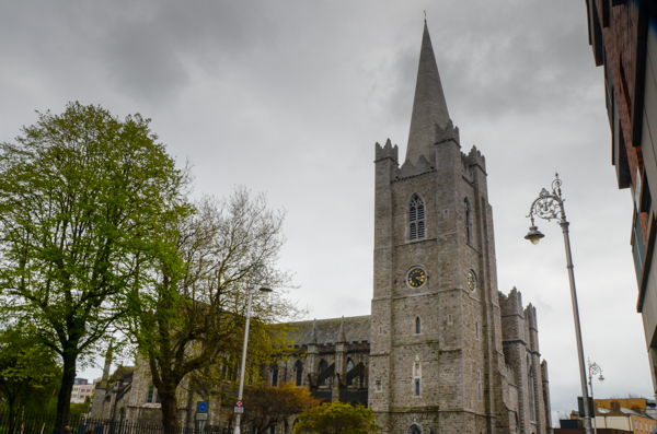 St. Patrick's Church - Dublin