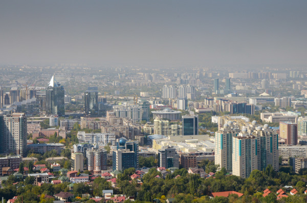 Almaty Overlook