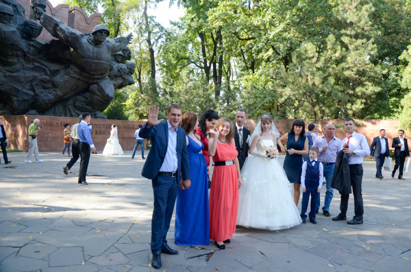 Almaty Wedding