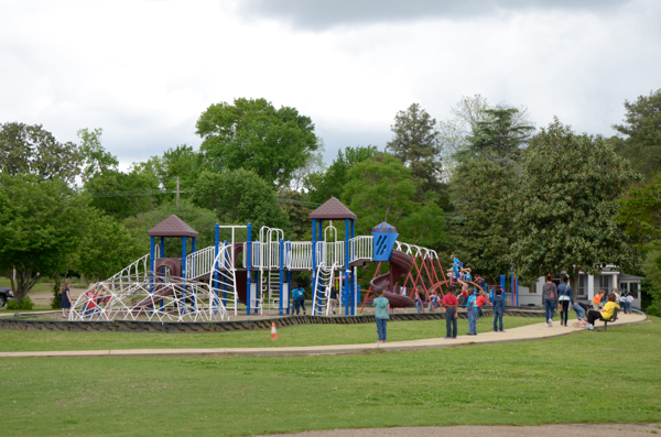 Bowmar Avenue Playground
