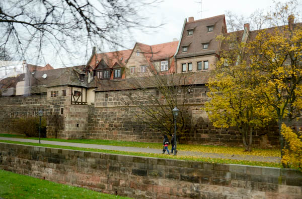 Nuremberg City Wall