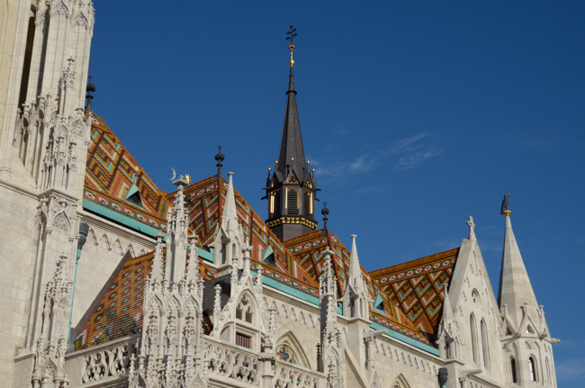 Matthias Church.