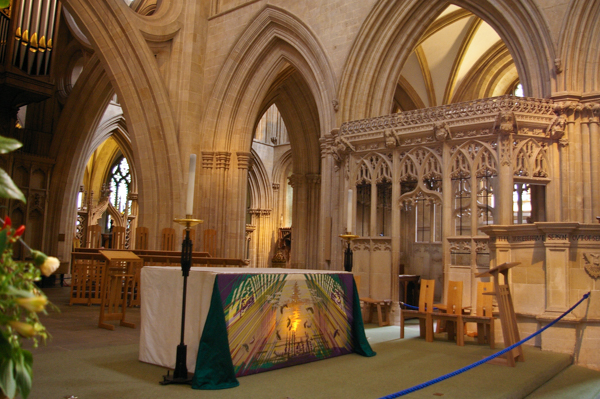 Wells Cathedral Altar
