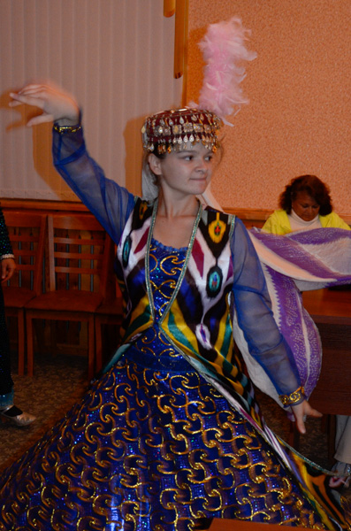 Khiva dancer