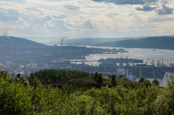 Murmansk Overlook