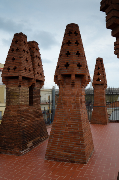 More chimneys