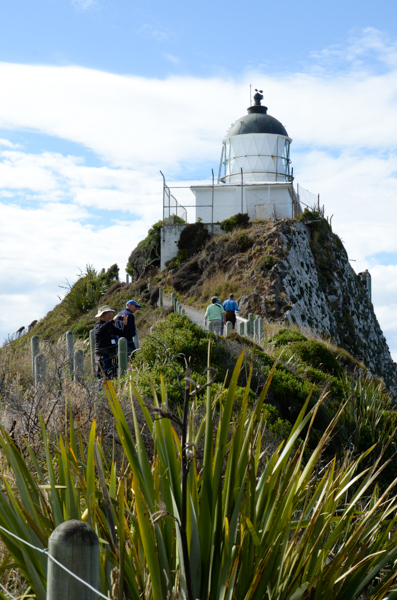 Nugget Point Light
