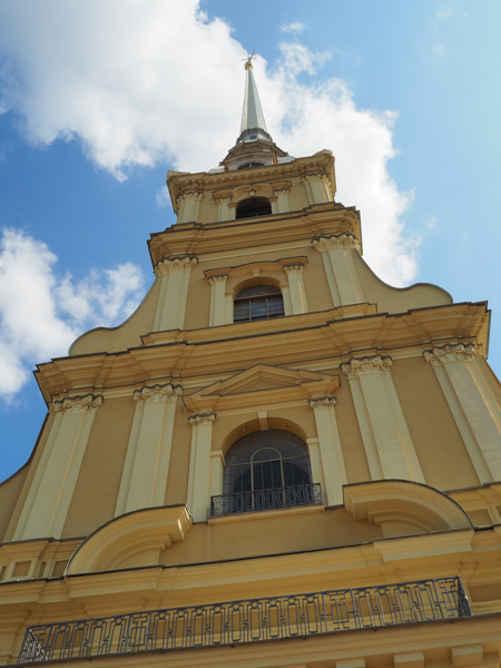 Peter & Paul Cathedral Tower