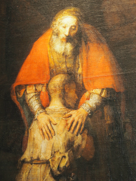 Rembrandt Return of the Prodigal