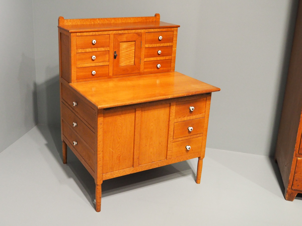 Shaker Sewing Cabinet