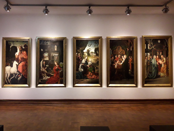 Grão Vasco Paintings